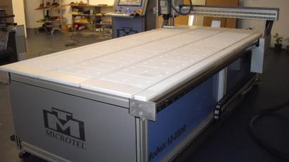 Рязане и гравиране – CNC фреза